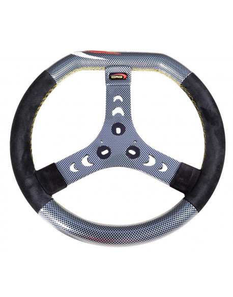 Steering wheel 320 carbon look mini