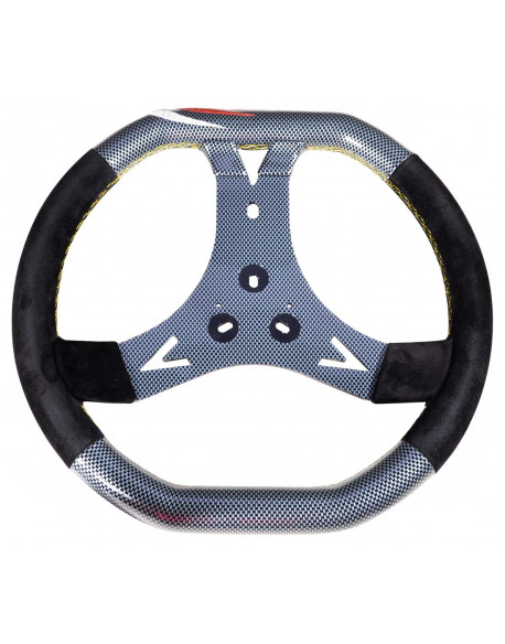 Steering wheel 340 carbon look