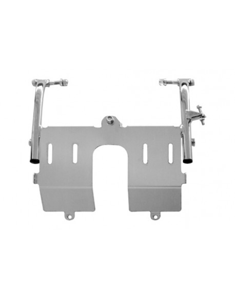 Pedal ext. kit with feet support