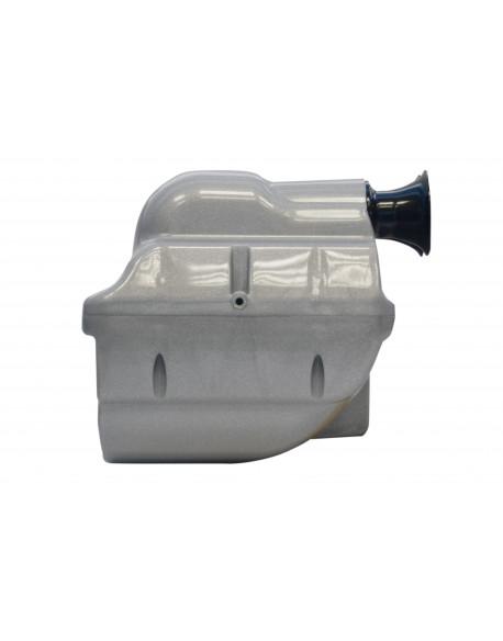 Air filter nitro 30 KZ 8/SA/24 silver