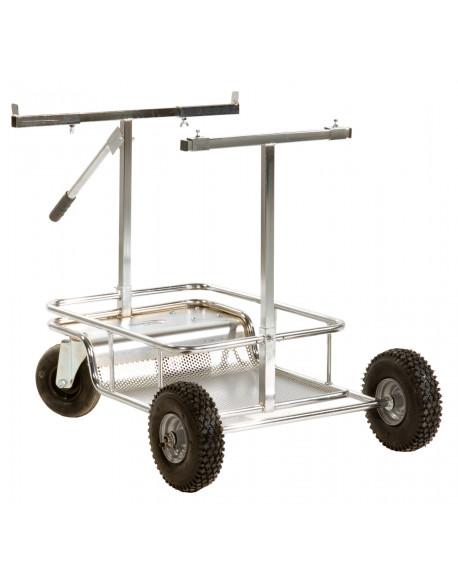 Carrello CRG con ruote