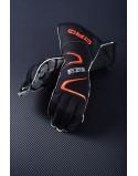 Kart gloves black long