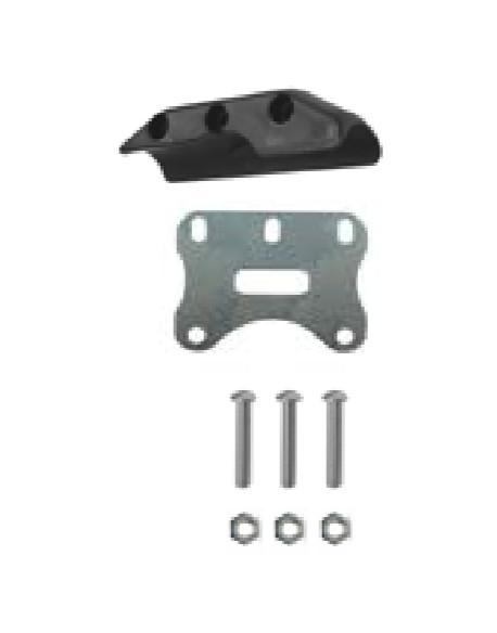 Rear brake disc guard kit CRG KZ GLM
