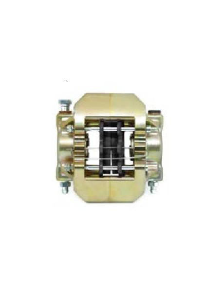 Rear brake caliper V09/V10/V11black G gold