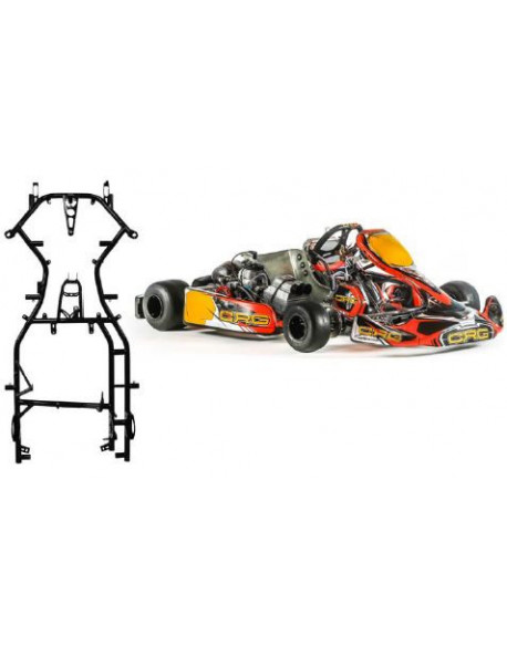 Chassis Road Rebel  KZ  2019, VEN 11/192 MG