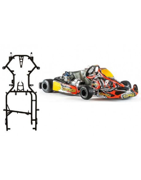 Chassis KT2  Rotax 2018, VEN 11/192 MG