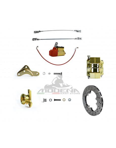 MINI 2020 BRAKE SYSTEM COMPLETE GOLD