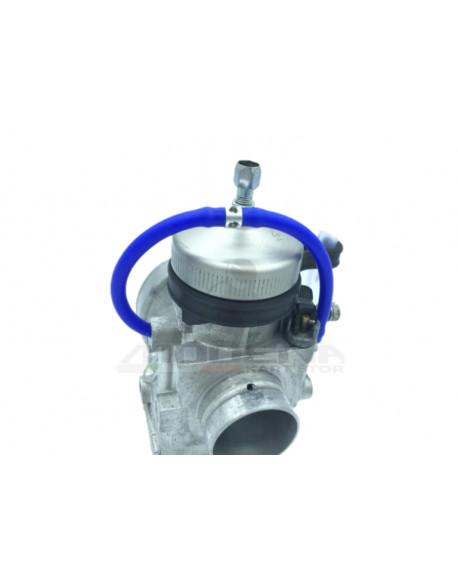 Tubetto in Silicone per Overflow Carburatore (1mt)