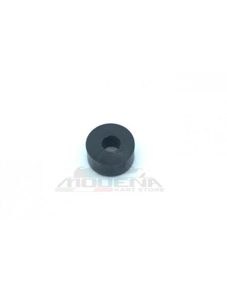 Rondella Nylon D.27mm, Foro 10mm, h.14mm Nera
