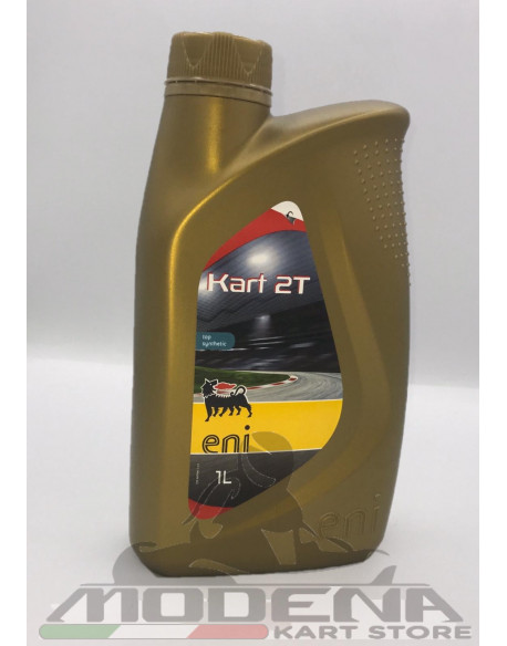 OIL MIXTURE ENI KART EX AGIP 2T KART PACKAGE 1L APPROVED CSAI