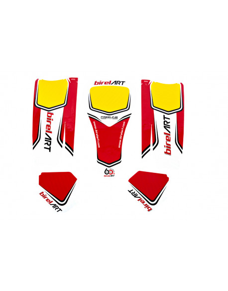 STICKERS SIDE PODS EVO/PANEL 506  BIREL ART 2020