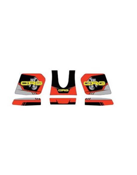 FS4 fuel tank stickers kit 5Lt 2018