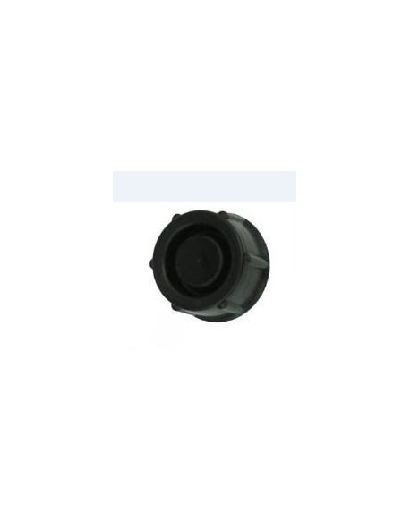 Fuel tank cap mini black