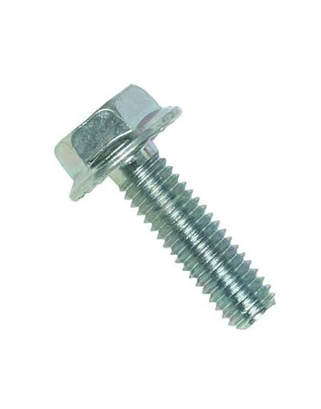 M 8x25 flanged screw