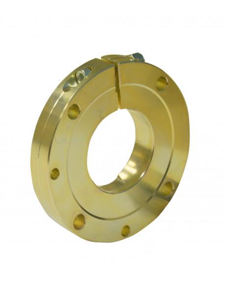 Axle flange 25 4H mini NA gold comp