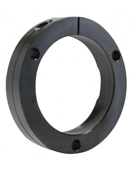 Axle bearing flange 40 3H complete