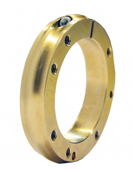 Axle flange 50 hybrid R-Line Gold all.