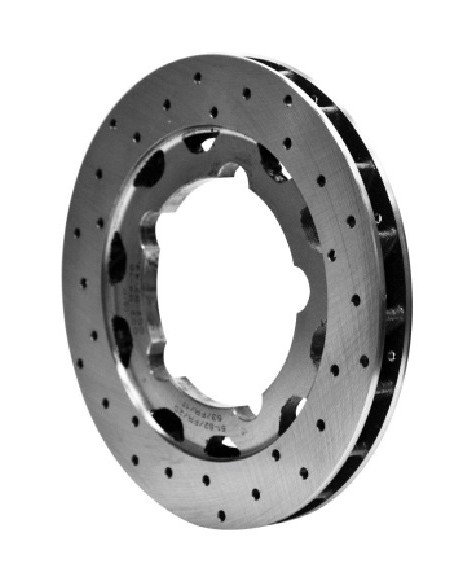 Rear brake disc V11 Ø192 STD