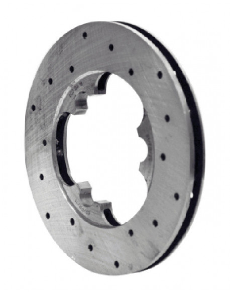 Brake disc front V11 154 std