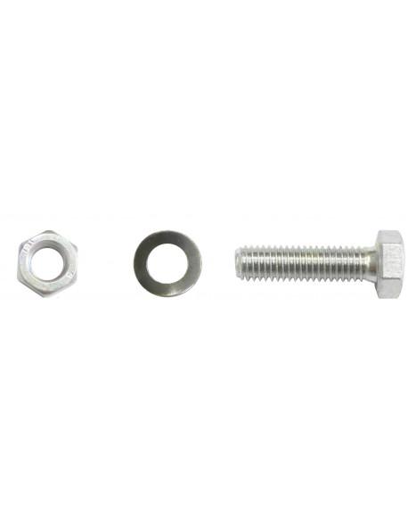 Nut M 8 metalblock
