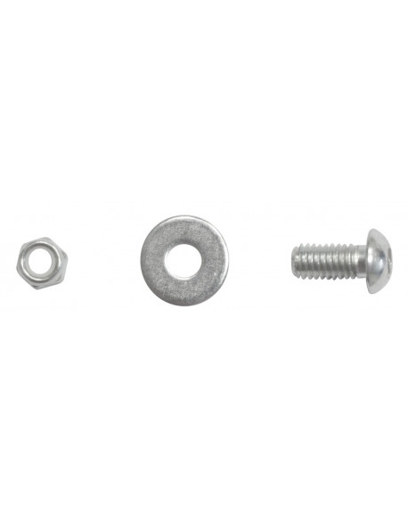 M 5x12 convex head screw