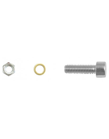 M 6x 20 socket head screw