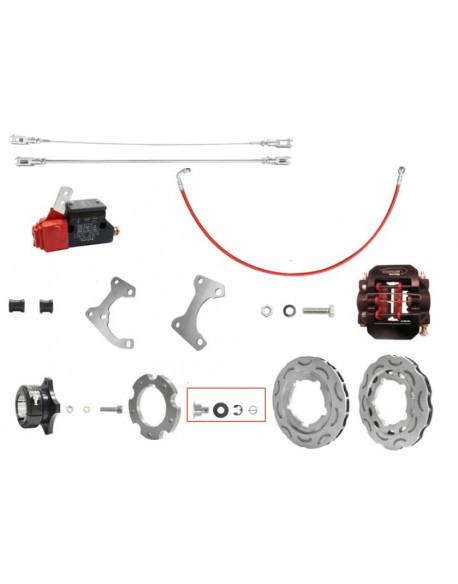 Brake system DD V09 195