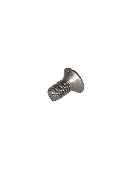 M 4x10 countersunk head screw