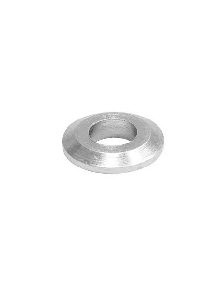Stub axle spacer 10-28x3 plain