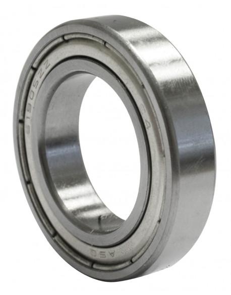 Bearing 61905 ZZ front hub D25