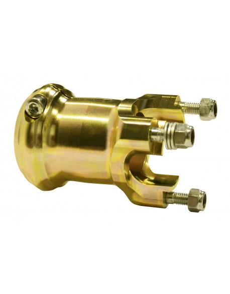 Magnesium rear hub 40x 95 R-line