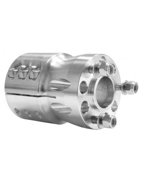 Magnesium rear hub 50X116 3 screws