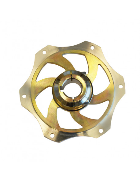 Sprocket carrier 25 GOLD