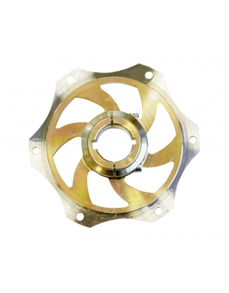 Sprocket carrier 30 GOLD complete