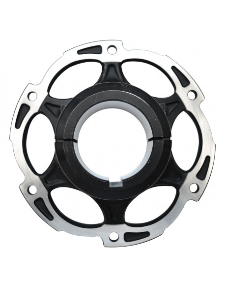 Sprocket carrier DD 50 CRG forged