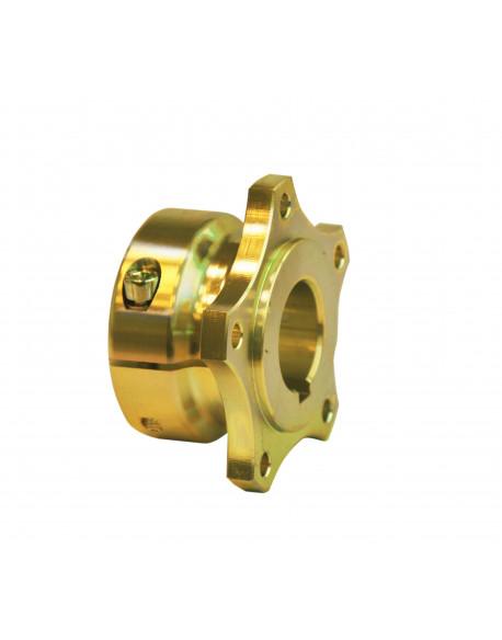 Rear brake disc hub 50 R-line MG