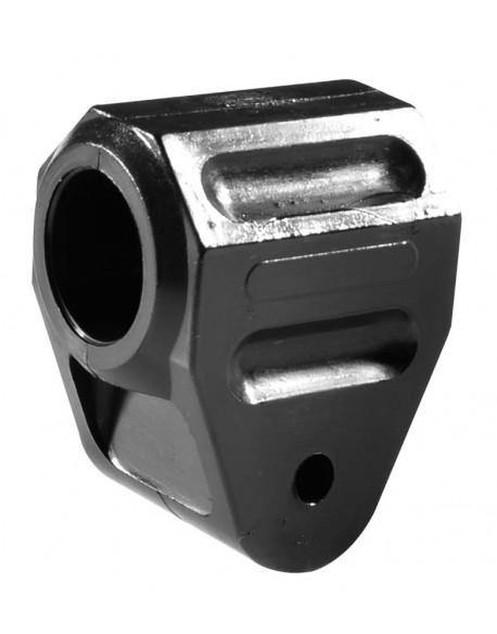 Steering column plastic support