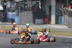 CUNATI WITH MODENA KART HOLDS THE HEAD OF KZ2 RANKING AFTER A DIFFICULT TRIAL IN SARNO IN THE THIRD ROUND OF THE ITALIAN CHAMPIONSHIP
