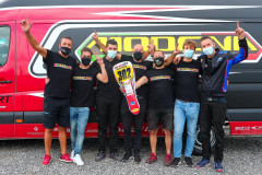 Modena Kart is Vice Champion of Europe!